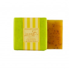 Lemongrass and Poppy Seed Soap