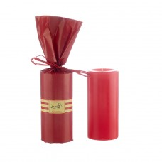 Mulled Wine Octagon  Christmas Candle